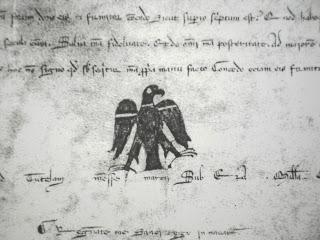 Arrano Beltza.Sello de Sancho VII el Fuerte.JPG